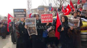 Aktif Eğitimcilerden 17 Aralık Protestosu