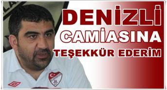 Denizlispor Elazığspor maçının ardından…