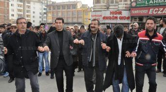 Elazığ'da Kobani Kutlaması